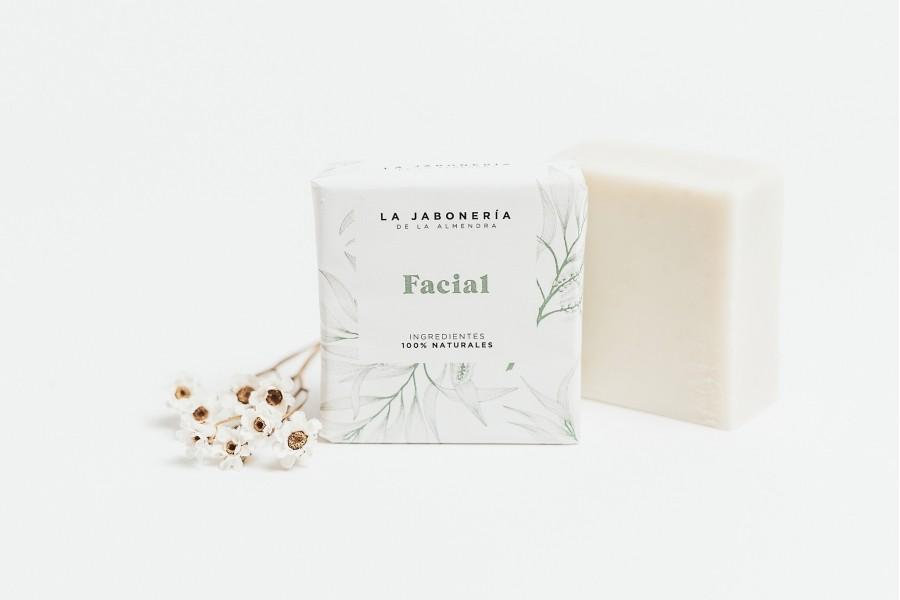 Jabón Facial - Pieles Grasas